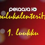 JoulukalenteriHD 2015: Luukku 1