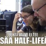 Miksei Valve tee Half-Life 3:a ja Portal 3:a? // Pelaajacast 190 -video