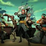 Hiio hoi, ja rommia pullo – PelaajaHD:ssä Sea of Thieves -pelikuvaa